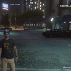 Modded gta v account cash aqq only